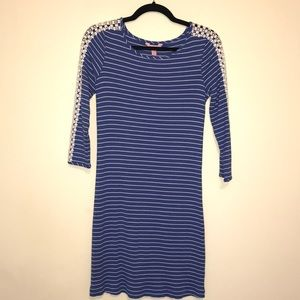 NWT Lilly Pulitzer Stripped Ribbed Marlowe Dress
